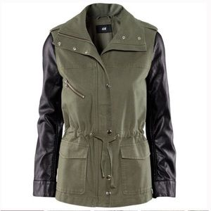 🍁1/2 Off Sale🍁 H&M Army Jacket